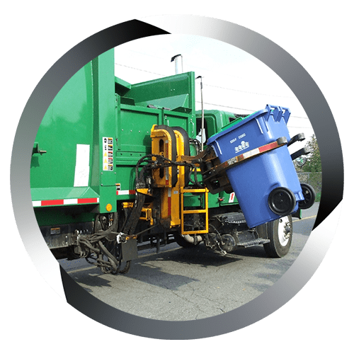 waste & recycling fleet management services
